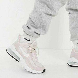 Nike Air Max 270 React Womens Road Running Shoe 8